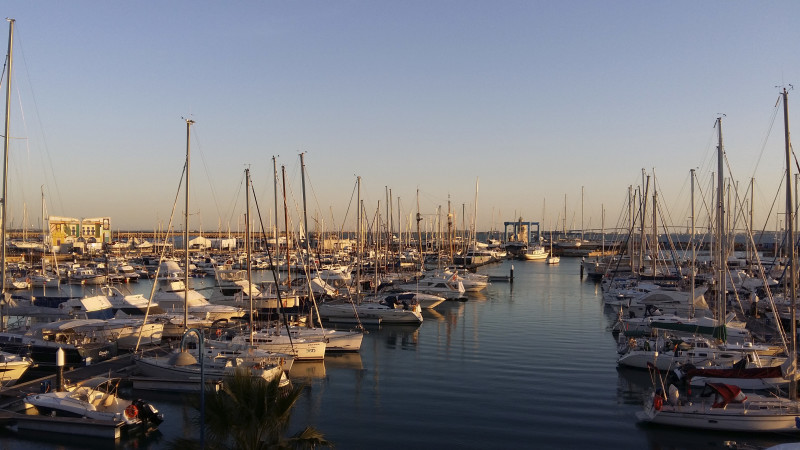 Puerto Sherry - Puerto de Sta. María